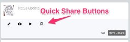 "What is the Timeline ""Quick Share"" Feature"