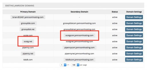 How to tell what Domain is the Active Domain