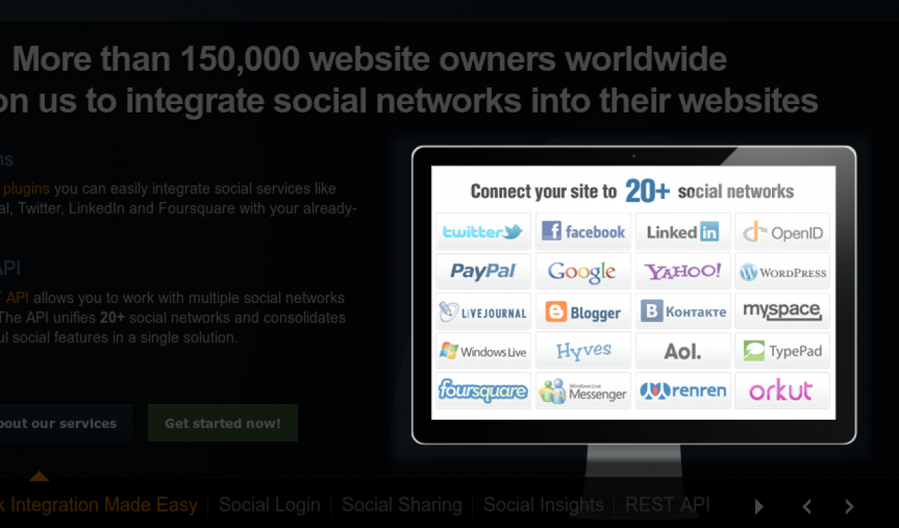 Which Social Networks?
